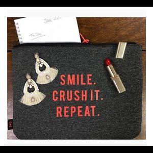 Crush it pouch